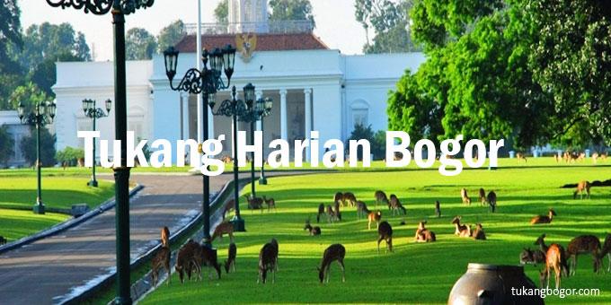 Tukang Harian di Bogor