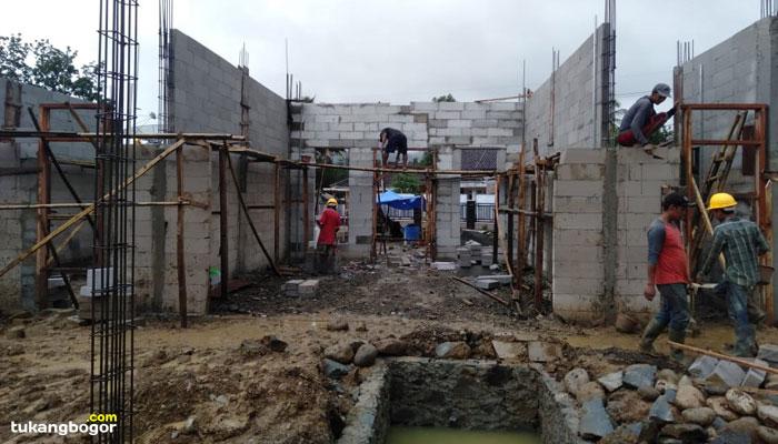 Jasa Tukang Bangunan Murah Bogor
