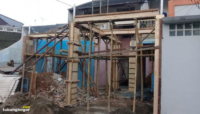 Renovasi Rumah Murah di Bogor