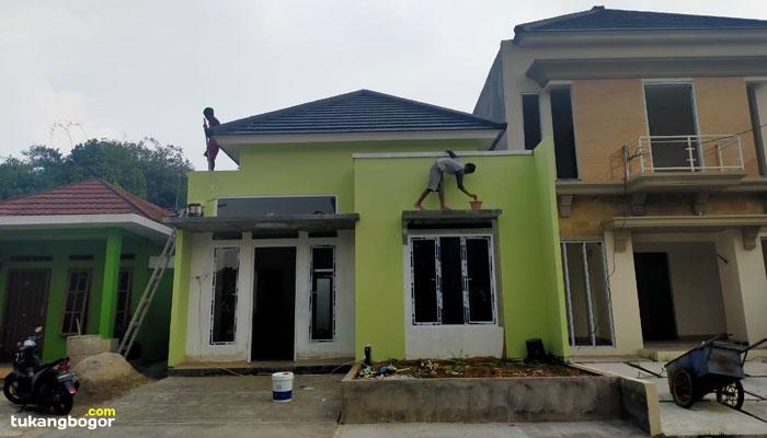 Tukang Bangunan Kota Bogor